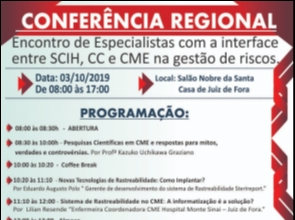 Encontro de Especialistas com a Interface